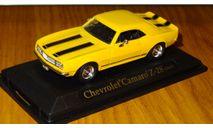 Chevrolet Camaro Z28 1967, Yatming, 1:43, металл, масштабная модель, 1/43