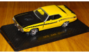Plymouth Barracuda AAR CUDA 1970, 1:43, металл, масштабная модель, 1/43