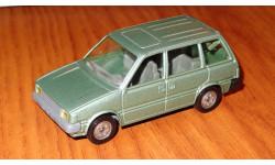 Nissan Prairie 1984 Corgi Toys, 1:43, металл, масштабная модель, 1/43