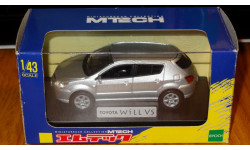 Toyota Will WS M-Tech Epoch 1:43