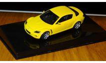 Mazda RX8, Autoart, 1:43, металл, масштабная модель, 1/43