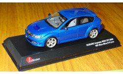 Subaru Impreza WRX STI 2008 WR blue mica J-collection