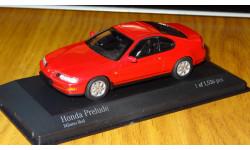Honda Prelude 1993 1/43 Minichamps, масштабная модель, 1:43