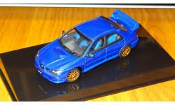 Subaru Impreza WRX Sti 2006 Autoart