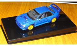 Subaru Impreza WRX STI 22B Autoart