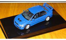 Mitsubishi Lancer Evolution VII 2001 Autoart, масштабная модель, 1:43, 1/43