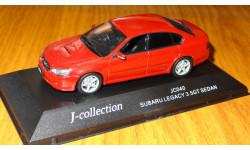 Subaru Legacy B4 3,5 GT J-Collection, масштабная модель, 1:43, 1/43
