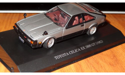 Toyota Celica XX 2800 GT 1982 Свет фары Dism