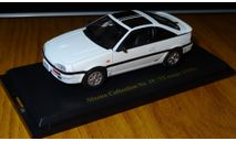 Nissan NX coupe1990 №19 Японская журналка Nissan Collection, масштабная модель, 1:43, 1/43, Hachette