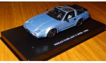 Nissan Fairlady Z 300ZR 1986 Aoshima DISM, масштабная модель, 1:43, 1/43