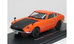 Nissan Fairlady Z432 1969 Японская журналка №8, масштабная модель, 1:43, 1/43, Hachette