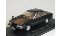 Nissan Gazelle 1979 Японская журналка №47, масштабная модель, 1:43, 1/43, Hachette