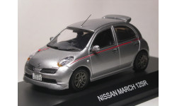 Nissan March 12SR Nismo J-collection -Kyosho, масштабная модель, 1:43, 1/43
