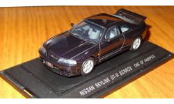 Nissan Skyline GT-R BCNR33 R33 1993 Ebbro, масштабная модель, 1:43, 1/43
