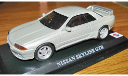 Nissan Skyline GTR (BNR 32)'89 Apex Del Prado, масштабная модель, 1:43, 1/43, Del Prado (серия Городские автомобили)