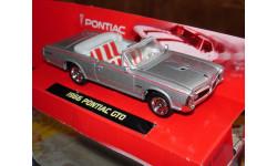 Pontiac GTO 1966 convertible серый 'New Ray
