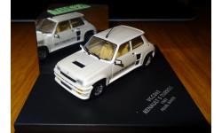 Renault 5 Turbo 2 1983 Vitesse сертификат