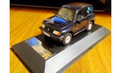 Suzuki Vitara 1992 Premium X, 1:43, металл, масштабная модель, 1/43