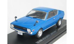 Mitsubishi Lancer Celeste Японская журналка №105, масштабная модель, 1:43, 1/43, Hachette