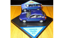 Toyota Corolla C17 RedBull Vitesse