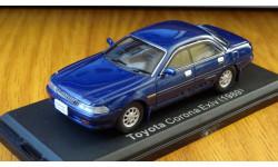 Toyota Corona Exiv 1989 Японская журналка №55
