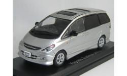 Toyota Estima (2001) Японская журналка №138, масштабная модель, 1:43, 1/43, Hachette