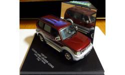 Toyota Land Cruiser Prado 5D RHD Vitesse