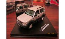 Toyota Land Cruiser Prado 3 door RHD, Vitesse, 1:43, металл, масштабная модель, 1/43
