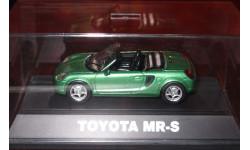 Toyota MR-S Ebbro Праворульная, масштабная модель, 1:43, 1/43