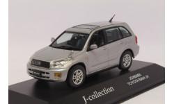Toyota RAV 4 JX J-Collection Праворульная, масштабная модель, 1:43, 1/43