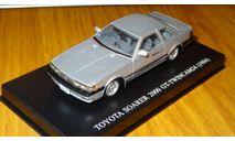 Toyota Soarer 2000GT Twim Cam 24 (1984) Aoshima DISM, масштабная модель, 1:43, 1/43