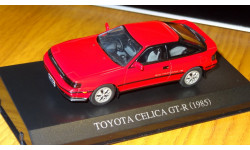 Toyota Celica GT-R 1985 Свет фары Dism 1:43, металл