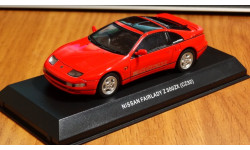 Nissan Fairlady Z 300ZX (CZ32) Kyosho 1:43 металл