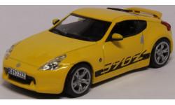 Nissan 370Z J-Collection, 1:43, металл, масштабная модель, 1/43