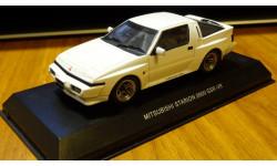 Mitsubishi Starion 2600 GSR-VR 1988 Kyosho 1:43 Металл, масштабная модель, 1/43
