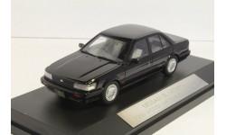 Nissan Bluebird SSS Atessa Limited 1987 Hi-Story 1:43 смола