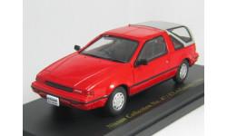 Nissan EXA Canopy 1986 №4 Японская журналка Nissan Collection, масштабная модель, 1:43, 1/43, Hachette