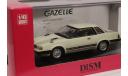Nissan Gazelle DOHC RS 1982, Aoshima Dism, 1:43, металл, масштабная модель, 1/43