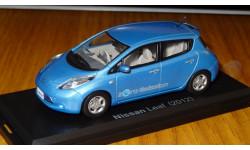 Nissan Leaf J-Collection 1:43 Металл, масштабная модель, 1/43