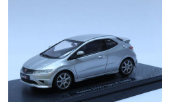 Honda Civic Type R Euro Ebbro 1:43 металл