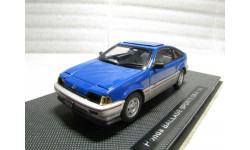 Honda Ballad Sports CR-X 1,5i Ebbro 1:43 металл
