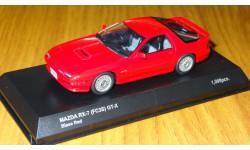 Mazda Savanna RX-7 FC3S GT-X Kyosho 1:43 металл