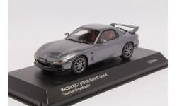 Mazda RX-7 FD3S Spirit R Type A Kyosho 1:43 металл, масштабная модель, 1/43