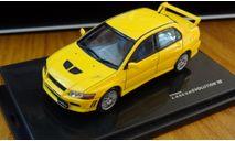 Mitsubishi Lancer Evolution VII M-Tech 1:43 Металл, масштабная модель, 1/43, IXO Road (серии MOC, CLC)