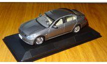 Nissan Skyline 350 GT Kyosho 1:43 металл, масштабная модель, 1/43