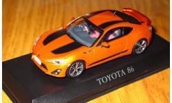 Toyota 86 GT Limited RHD Kyosho 1:43 металл, масштабная модель, 1/43