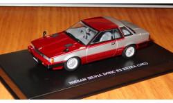 Nissan Silvia US110 Aoshima Dism 1:43 металл