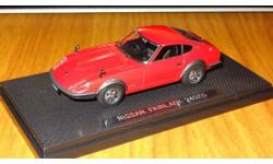 Nissan Fairlady 240ZG EBBRO 1:43 металл
