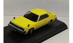 Nissan Skyline 2000 GT-E-S 1978 Aoshima Dism 1:43 металл