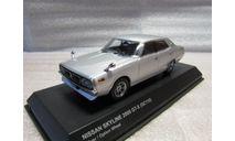 Nissan Skyline 2000 GT-X GC110 Kyosho 1:43 металл, масштабная модель, 1/43